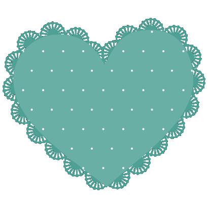 imagem-coração-com-bordas-floral-com-poa-azul