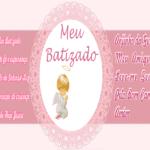 Imagem de Etiqueta Batizado