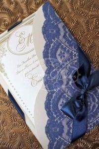 Modelos de Convites de Casamento 05