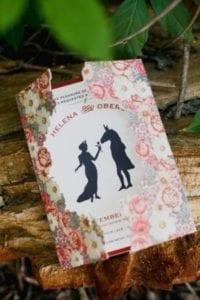 Modelos de Convites de Casamento 18