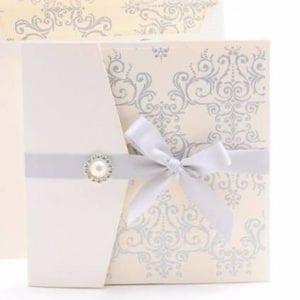 Modelos de Convites de Casamento 28