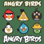 Angry Birds – VETOR