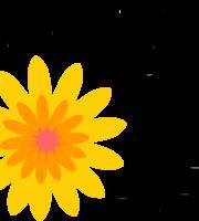 Molde de Flor para Feltro -EVA e artesanato
