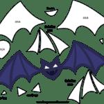 Molde de Morcego para Feltro – EVA e Artesanato 2