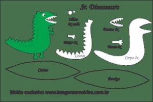Dinossauro George [Peppa Pig]