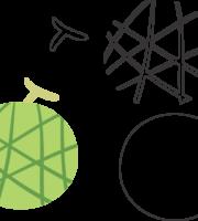 Molde de Melão para EVA - Feltro e Artesanatos1