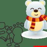 Molde de Natal Para E.V.A. Feltro e Artesanato – 29