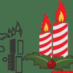 Molde de Natal Para E.V.A. Feltro e Artesanato – 37
