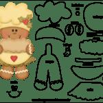 Molde de Natal para Feltro – EVA e Artesanato 41