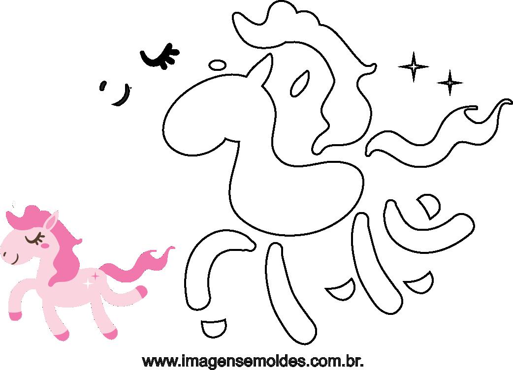 Molde de Ponei para EVA - Feltro e Artesanato 5