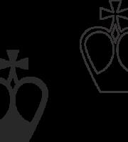 Molde de coroa para EVA - Feltro e Artesanatos16