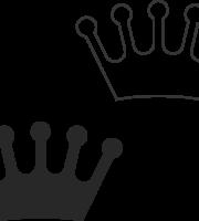 Molde de coroa para EVA - Feltro e Artesanatos7.png
