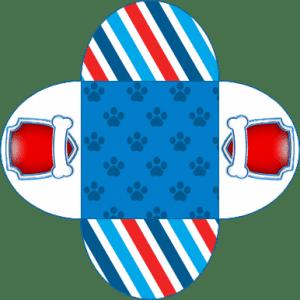 Kit digital Patrulha Canina - Docinho