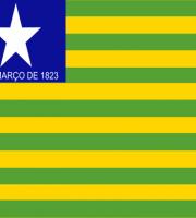 BANDEIRA DO BRASIL - DO ESTADO DO PIAUÍ EM VETOR, JPG, PNG, EDITÁVEL 17