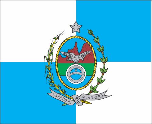 BANDEIRA DO BRASIL - DO ESTADO DO RIO DE JANEIRO EM VETOR, JPG, PNG, EDITÁVEL 25