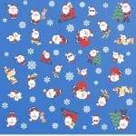 Papel Digital De Natal -Papai Noel