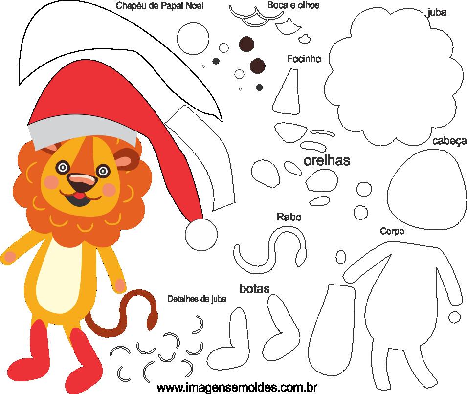 Natal Bichinho para árvore