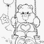 Desenhos Para Colorir Ursinhos Carinhosos