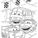 Desenhos para Colorir Relâmpago Mcqueen