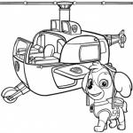 Desenhos para Colorir da Patrulha Canina