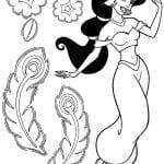 Desenhos para Colorir do Aladdin