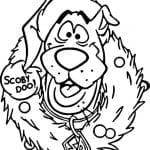 Desenhos para Colorir do Scooby-Doo
