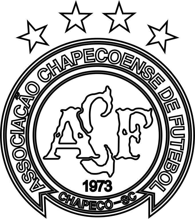 emblema da associaÇÃo chapecoense de futebol de chapecÓ sc para
