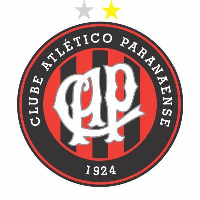 EMBLEMA DO CLUBE ATLÉTICO PARANAENSE DE CURITIBA-PR EM VETOR, JPG, PNG, EDITÁVEL 05
