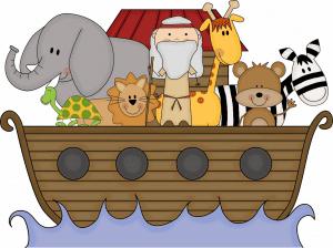 Imagem Arca de Noé - Background 3 - Personalizados