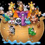 Imagem Arca de Noé – Barco PNG – para Personalizados
