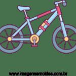 Imagem Bicicleta Vetorizada 02