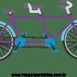 Imagem Bicicleta Vetorizada 04