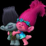 Imagens poppy e branch trolls