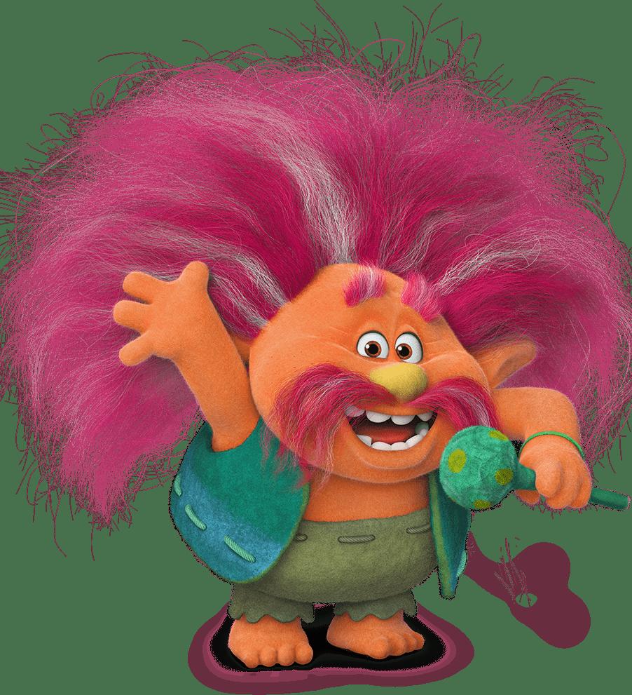 Imagens rei peppy trolls 01
