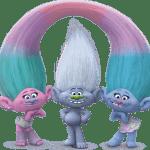 Imagens satin e chenille trolls 02