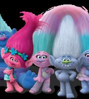 Images Trolls 01 - Imagens de Personagens do Filme