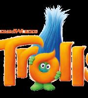Imagens Trolls logo 01 - Personagens Filme Trolls