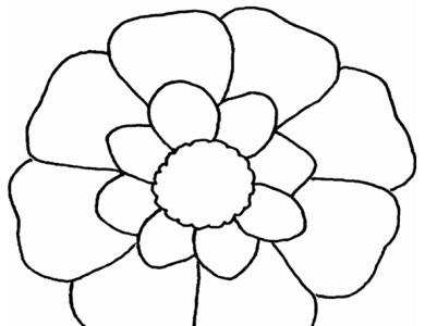 desenho colorir rosa