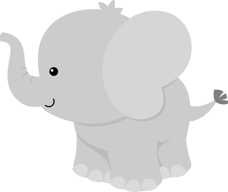 Imagem De Animais Elefante Para Personalizados
