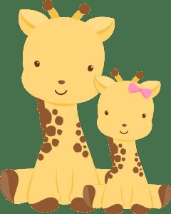 Imagem de Animais - Girafa - Personalizados