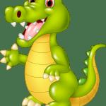 Imagem de Animais e Arca de Noé Jacaré PNG – para Personalizados