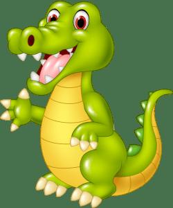 Imagem de Animais e Arca de Noé Jacaré PNG - Personalizados