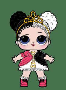 Bonecas LOL - Serie 2 - Storybook Club Heartbreaker