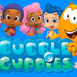 Bublle Guppies – Plano de Fundo 3 PNG