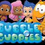 Bublle Guppies – Todos juntos PNG