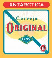 Cerveja Antarctiva Original Logo PNG e Vetor