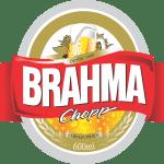 Cerveja Brahma Chopp Logo Vetor e PNG