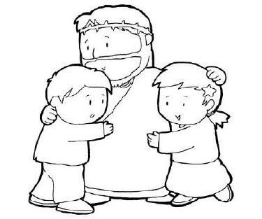 desenhos para colorir ensino religioso