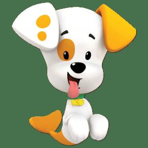 Imagem de Personagens Bublle Guppies - Puppy