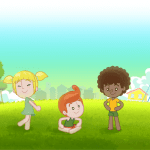 Imagens Mundo Bita – Plano de Fundo Bita e as Crianças PNG
